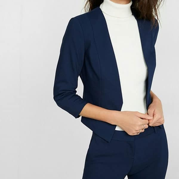 Navy Express Suit