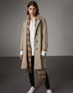 Burberry trench coat staple pieces for work you need