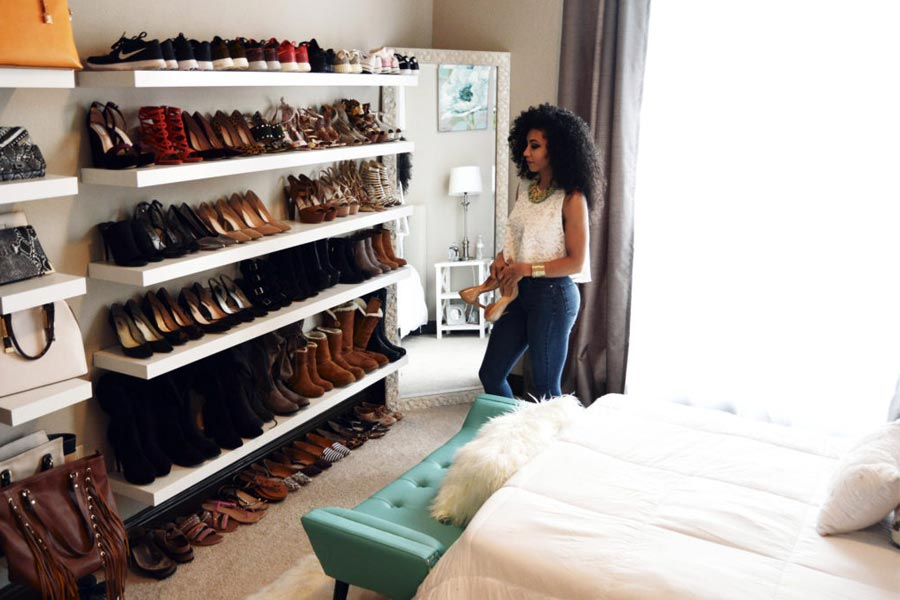 Shoe Wall Heaven: How to Build Yours